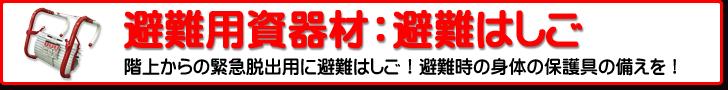 避難用資器材:避難はしご